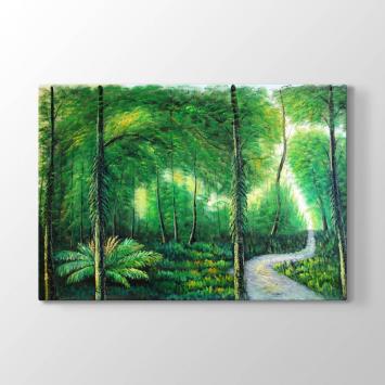 Yeşil Orman Yolu Tablosu