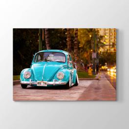 Volkswagen Beetle Vosvos Tablosu