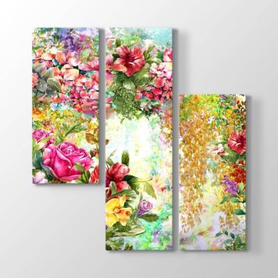 Birleştirilmiş Çiçekler Tablosu