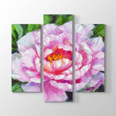 Şakayık Çiçeği Çizim Tablosu