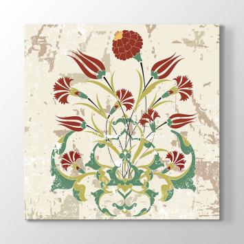 Lale Çiçekleri Çizim Tablosu