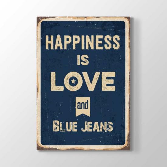 Blue Jeans Tablosu