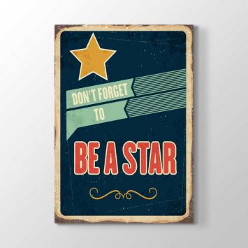 Yıldız Olmayı Unutma Tablosu