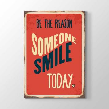 Gülümsemek İçin Neden Bul Tablosu