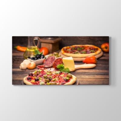 Pizza Tablosu